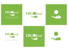 grafik ergohand berlin logo gestaltung