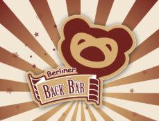 Grafik Design - Logo-Entwurf Berliner Back Bär