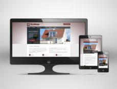 Responsive Website - Screenshot Dschingo Gerüstbau Berlin