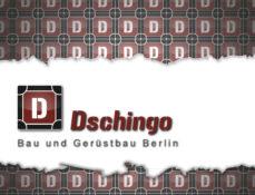 Promo-Grafik Dschingo Gerüstbau Berlin