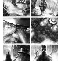 grafik batman noir page2