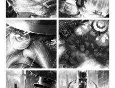 grafik batman noir page2