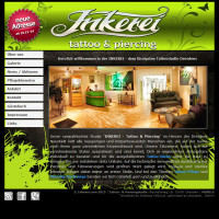 inkerei tattoostudio home 2014 screenshot