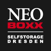Grafik Design Logo NEOboxx Selfstorage Dresden