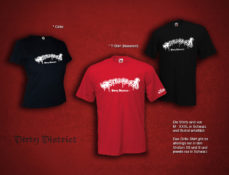 Grafik Design STRIESEN, T-Shirts Prints